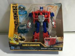 Transformers Bumblebee Movie Energon Igniters Nitro Series O