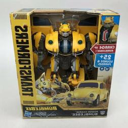 Transformers Hasbro Bumblebee Movie: Power Charge Bumblebee