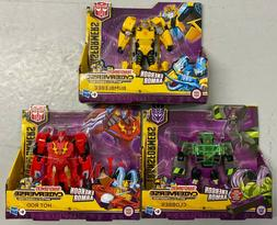 """Transformers Cyberverse Action Figures """"Battle For Cybertron"""