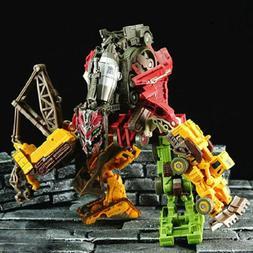 HASBRO TRANSFORMER DEVASTATOR COMBINE 7 ROBOT TRUCK CAR ACTI