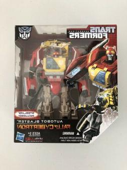 Transformers Fall of Cybertron Autobot Blaster