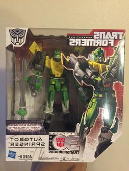 Hasbro Transformers Fall of Cybertron Autobot Springer figur
