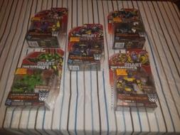 Transformers Fall of Cybertron Bruticus set of 5 deluxe comb