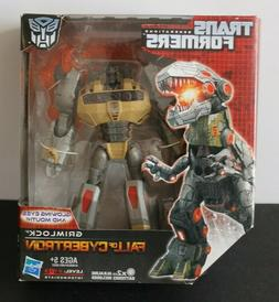 TRANSFORMERS FALL OF CYBERTRON  GRIMLOCK GLOWING EYES/MOUTH