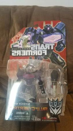 Transformers Fall of Cybertron Shockwave - MOSC