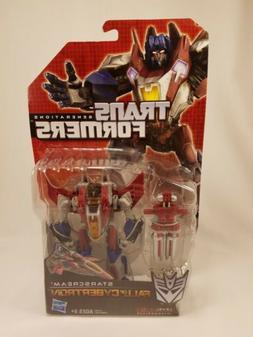 Transformers Fall of Cybertron STARSCREAM  Generations FOC D