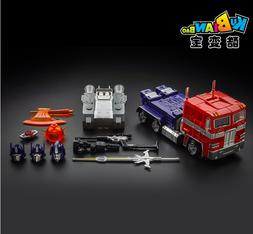 KBB Transformers G1 Masterpiece Optimus Prime MP10V Actions