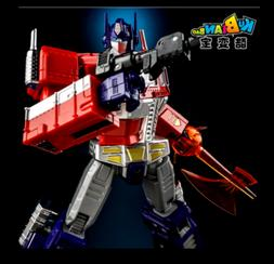 Transformers G1 Masterpiece Optimus Prime MP10V Actions figu