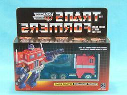 Transformers G1 Optimus Prime Heroic Autobot Commander Reiss
