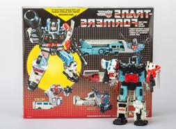TRANSFORMERS G1 Reissue PROTECTOBOTS DEFENSOR AUTOBOT Gift Kids Toy Action