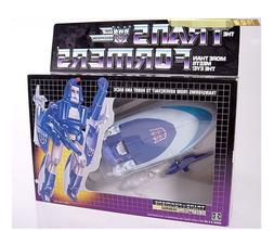 Transformers G1 Scourge reissue brand new Gift toys