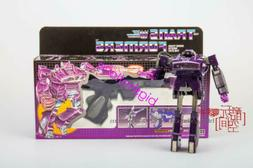 Transformers G1 Shockwave reissue brand new Gift Toys NEW IN BOX Nne Year Gift