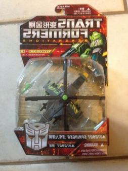 Transformers Generations Deluxe Class Autobot Springer New