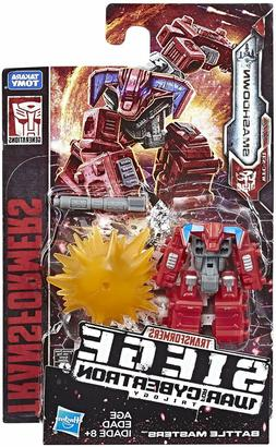 transformers generations siege war for cybertron battle