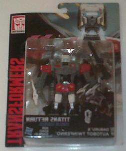 Transformers Generations Titans Return Daburu & Autobot Twin