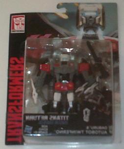Transformers Generations Titans Return Daburu & Autobot Twin
