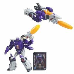 Transformers Generations Titans Return Voyager Galvatron and