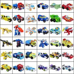Transformers Playskool Heroes Rescue Bots Loose New Single F