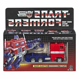 Transformers Optimus Prime G1 2018 Walmart Exclusive Autobot