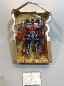 Transformers-Optimus Prime- Leader Class-Revenge of the Fall