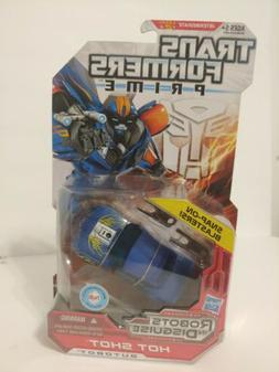 Transformers Prime Animated RID Deluxe Hot Shot Action Figur