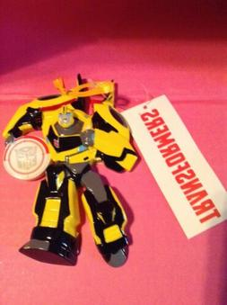 Transformers Robots In Disguise Bumblebee Ornament/Toy**Bran