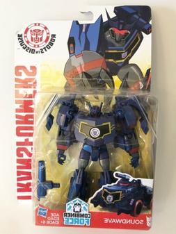 Transformers Robots in Disguise Combiner Force  Soundwave Wa