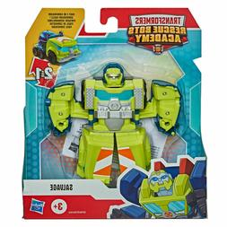 transformers salvage rescue bots academy rescan cement