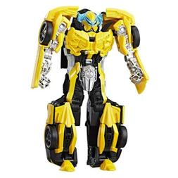 Transformers: The Last Knight -- Armor Turbo Changer Bumbleb