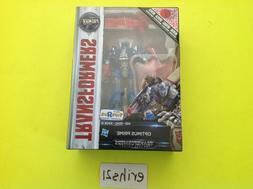 TRANSFORMERS THE LAST KNIGHT OPTIMUS PRIME VOYAGER CLASS REV