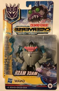 Hasbro Transformers Toys Cyberverse Action Attackers Warrior