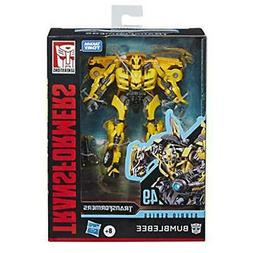 Transformers Toys Studio Series 49 Deluxe Class Movie 1 Bumb