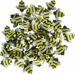 U.S. Toy LM174 Mini Bumble Bee Erasers