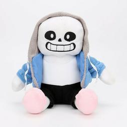 Undertale Sans Plush Stuffed Doll 22cm Toy Hugger Cushion Co