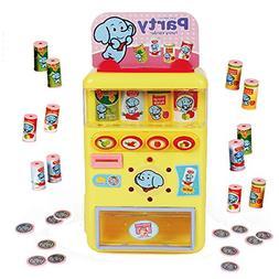 Vending Machine Toys Electronic Drink Machines Kids Educatio