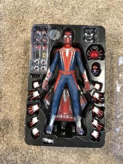 Hot Toys VGM31 Marvel's Spider-Man Advanced Suit Action Figu