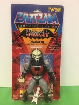 Vintage 1984 Mattel Masters of the Universe MOTU Sealed - HO