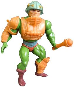 Vintage He-man Masters of the Universe Action Figure Man-At-