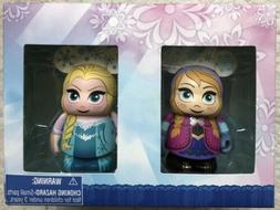 Disney Vinylmation - Frozen Series - 2 Pack Anna and Elsa -