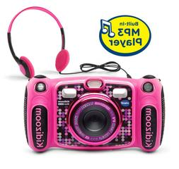 VTech Kidizoom Duo 5.0 Deluxe Digital Selfie Camera with MP3