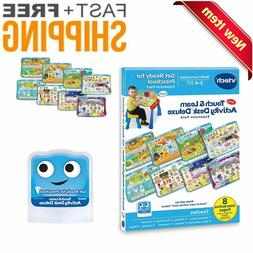 Vtech Touch And Learn Activity Desk Deluxe Expansion Pack Pr