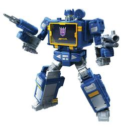 Transformers War for Cybertron Series Soundwave Battle 3-Pac