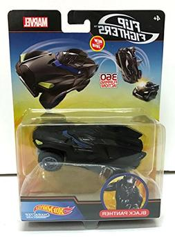 Hot Wheels Marvel 2018 Black Panther 360 Flip Fighters Colle
