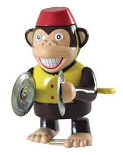 Wind Up Cymbal Monkey Toy - Windup Monkey Marching and Playi