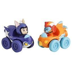Top Wing Swift & Baddy Racers