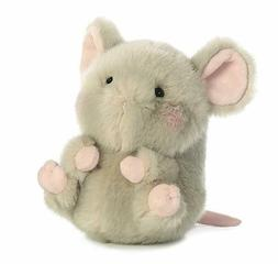 "Aurora World 5"" Frisk - Mouse Toy, Gray"