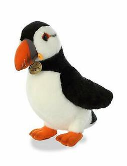 "Aurora World Miyoni Puffin Plush Toy 10.5"" L"