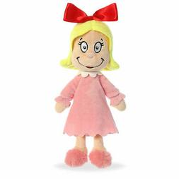 Aurora World Plush - Dr. Seuss - CINDY LOU WHO  -New Stuffed