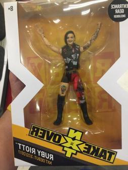 WWE Mattel NXT Ruby Riott Elite Action Figure NEW Rare