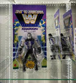 WWE Undertaker • Masters of the Universe • Carded MOTU A